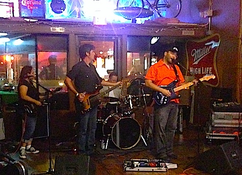 24 Hour Cardlock at Burke's Pub, OEAA Showcase, Aug. 23, 2014.