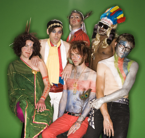 Of Montreal plays at The Waiting Room Oct. 16.
