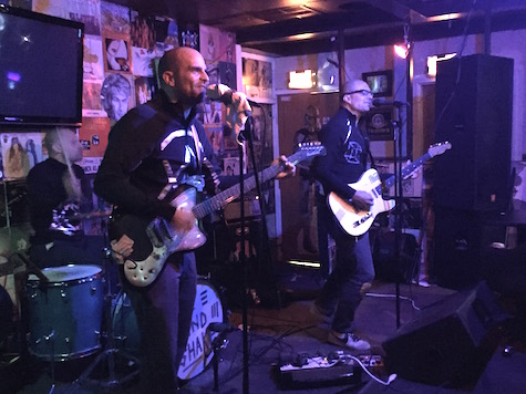 The Blind Shake at O'Leaver's, Aug. 31.2015.
