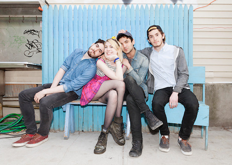 Charly Bliss plays tonight at Reverb Lounge.