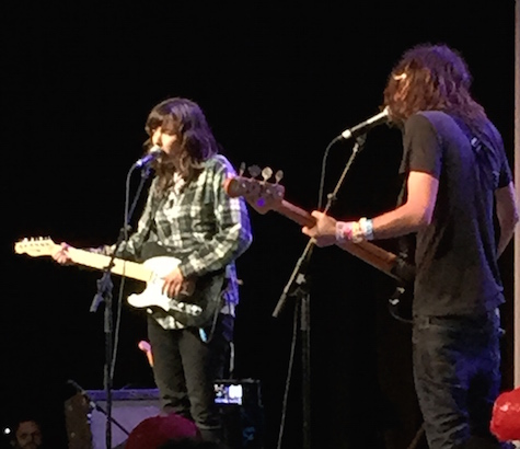 Courtney Barnett at the SXSW Convention Center, March 20, 2015.