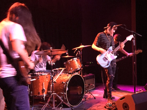 Dilly Dally at Reverb Lounge, Nov. 7, 2015.
