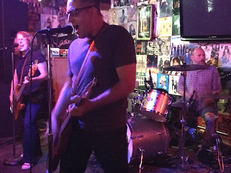 Domestica at O'Leaver's, Aug. 29, 2015.