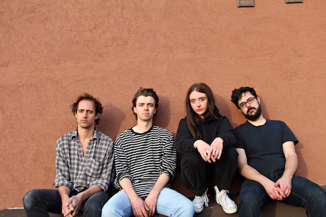 Frigs take the Ten Questions survey. They play at Brothers Lounge tomorrow night. Photo by Caitlin McLafferty.