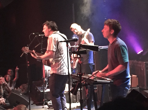 The Front Bottoms at The Slowdown, May 3, 2016.