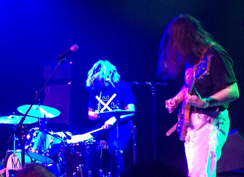 Fuzz at The Waiting Room, Nov. 21, 2015.