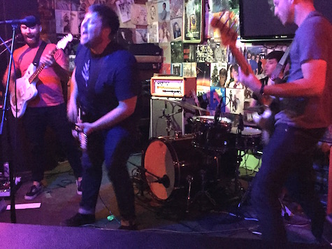 Giant's Arrow at O'Leaver's Aug. 29, 2015.