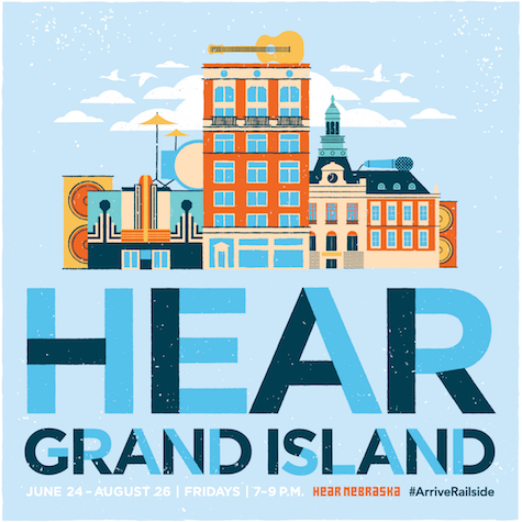 Hear Nebraska presents Hear Grand Island
