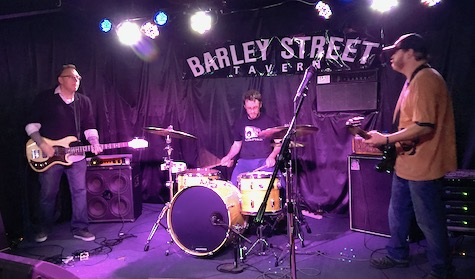Relax, It's Science at The Barley Street Tavern, Nov. 12, 2016.