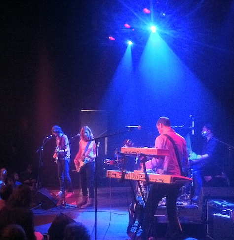 Stephen Malkmus and the Jicks at The Slowdown, Feb. 17, 2012.