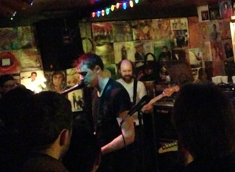 Criteria at O'Leaver's March 2, 2013.