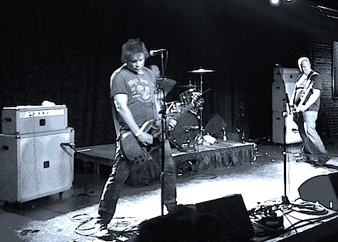 Mousetrap at The Waiting Room, May 17, 2014.
