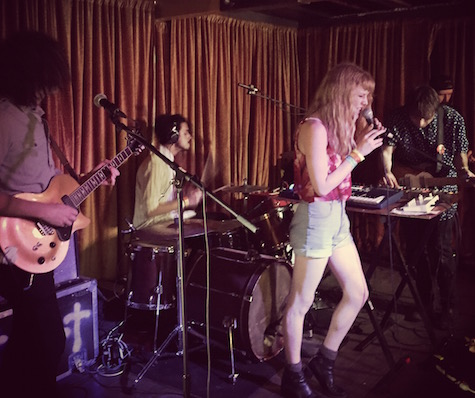 Icky Blossoms at Stay Gold, March 19, 2015.
