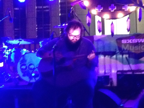 Folkie John Moreland had the honor of being the first performance I took in at SXSW 2014. Here he is on The Buffalo Lounge Stage playing a song used in the TV show Sons of Anarchy.