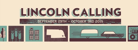 Lincoln Calling is happening all week.
