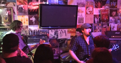 Ladyfinger at O'Leaver's Aug. 1, 2015. The band plays O'Leaver's again tonight...
