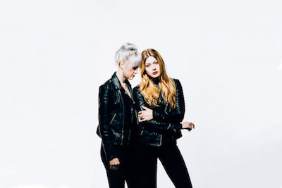 Larkin Poe opens for Elvis Costello tomorrow night at The Holland.