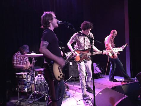 Little Brazil at Reverb Lounge, May 1, 2015.