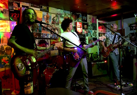 Little Brazil at O'Leaver's, June 11, 2016.