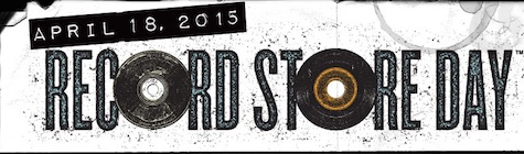 Record Store Day is Saturday, April 18!