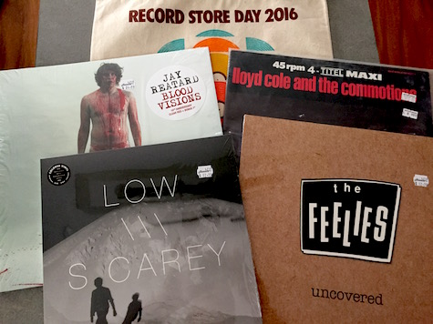 My Record Store Day 2016 haul...