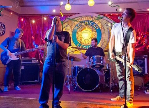Classic underground indie band Refrigerator plays tonight at O'Leaver's.