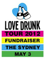 Love Drunk Tour 2012