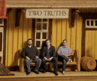 The Whipkey Three, Two Truths (self-released, 2012(