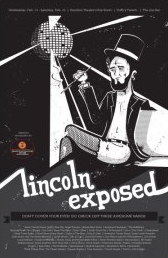 Lincoln Exposed 2013 poster.