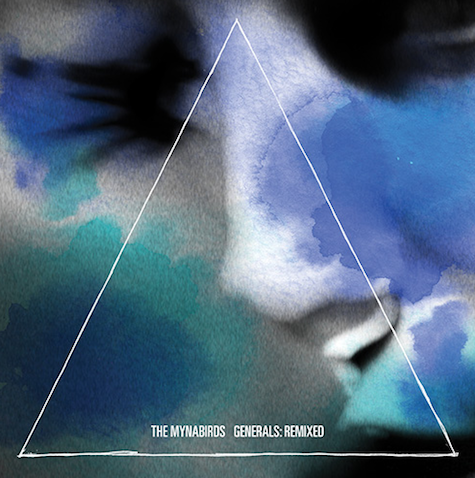 Generals Remixed, The Mynabirds (2013, Saddle Creek Records)