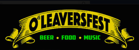 O'Leaversfest is this weekend...