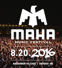 Tickets for this year's Maha Festival go on sale Friday.