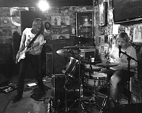 The Hussy at O'Leaver's, June 27, 2015.