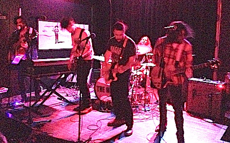 The Men at Slowdown Jr., April 27, 2013.