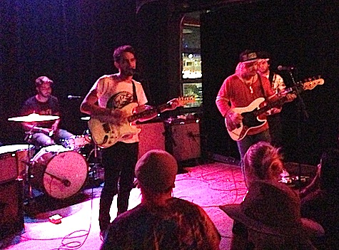 Together Pangea at Slowdown Jr., Sept. 26, 2013.