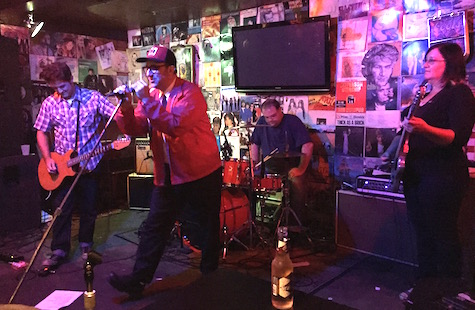 Wagon Blasters at O'Leaver's, Aug. 29, 2015.