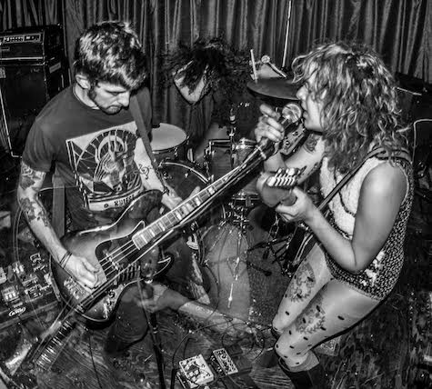 Wild Powwers play Friday night at O'Leaver's