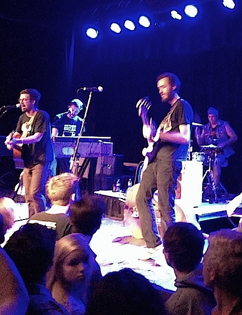 Andrew Jackson Jihad at The Waiting Room, July 15, 2014.