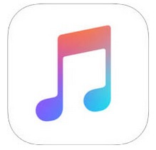The Apple Music icon...