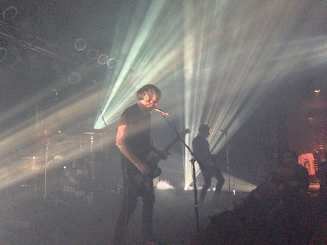A Place to Bury Strangers at The Waiting Room, Nov. 12, 2012.