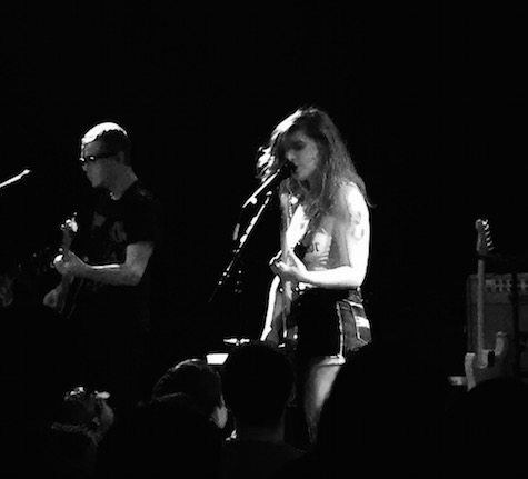 Best Coast at The Waiting Room, June 9, 2015.