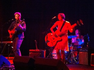 Big Harp at The Slowdown, 10/30/11.