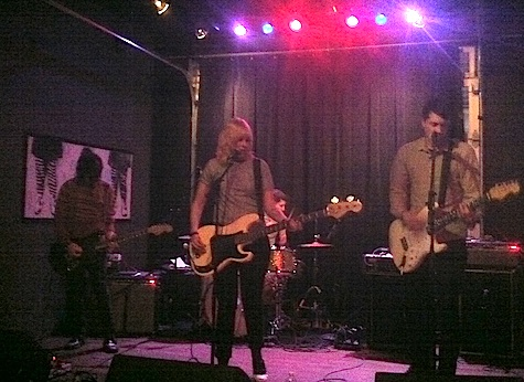 Bleeding Rainbow at Slowdown Jr. March 1, 2012.
