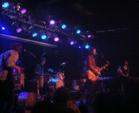 Blind Pilot at The Waiting Room, Feb. 1, 2012.