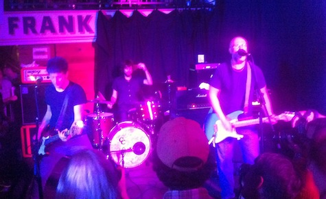 Bob Mould at Frank, SXSW, March 16, 2012.