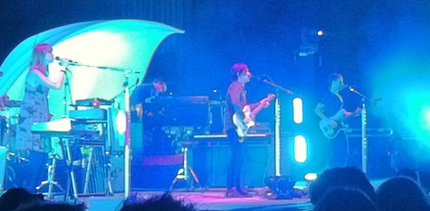Bright Eyes at Westfair Amphitheater, June 4, 2011