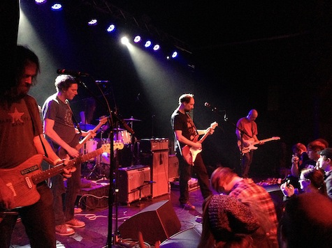 Built to Spill at The Waiting Room, Oct. 18, 2013.