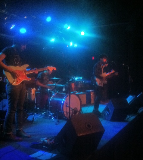 Craft Spells at The Waiting Room, May 1, 2012.