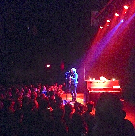 Cat Power at The Slowdown, Nov. 22, 2013.