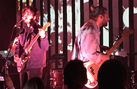 The Delta Spirit at The Waiting Room, Oct. 17, 2014.
